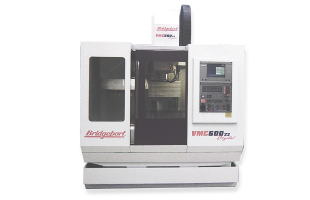 Bridgeport VMC 600, 22 digital